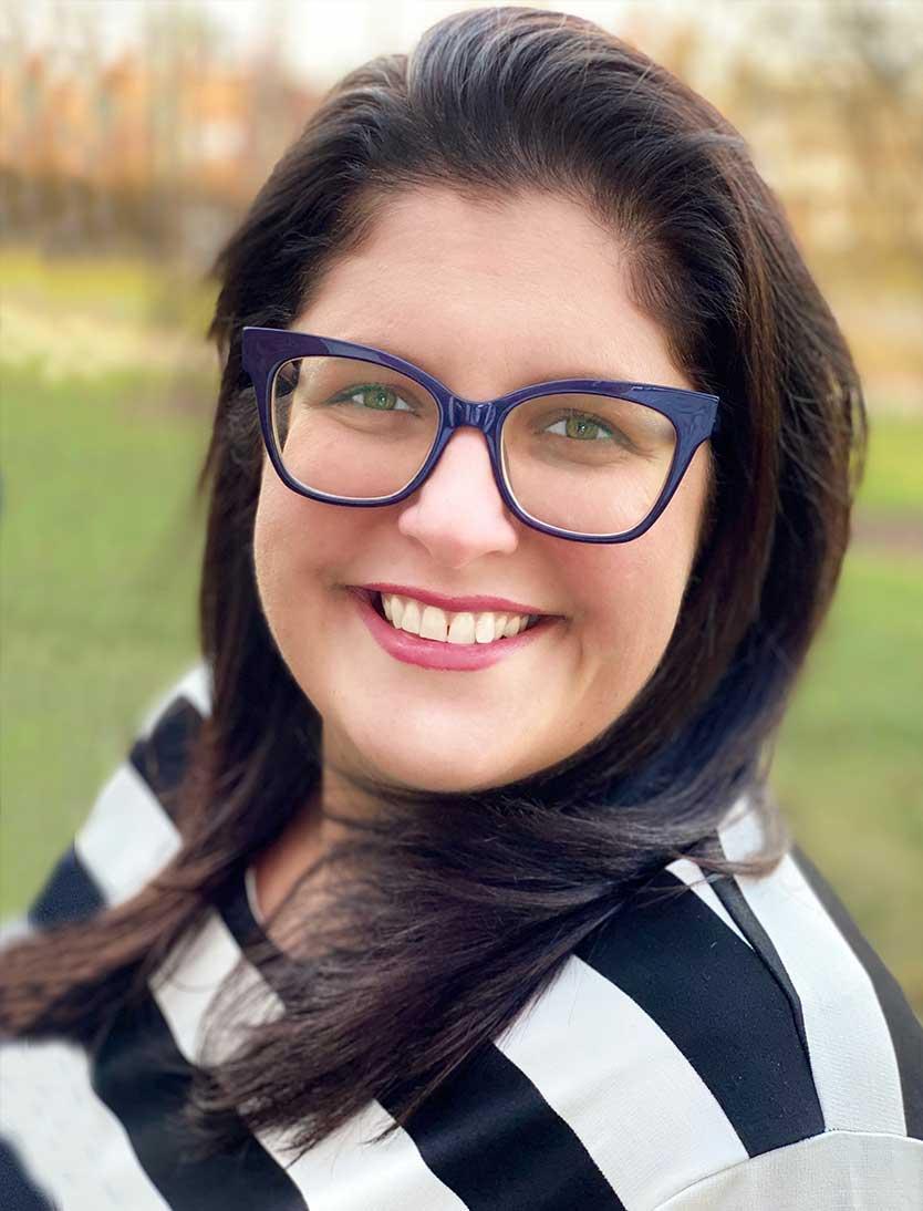 Sarah Ferrari - Events Coordinator